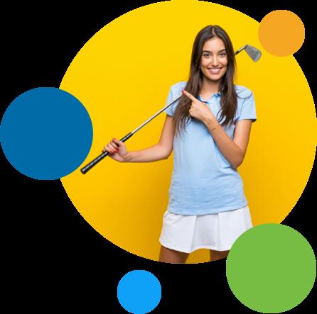 GolfPass Bubbles