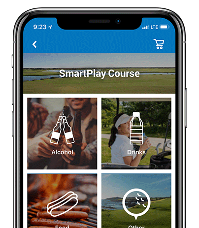 Smart Play Ordering Screen